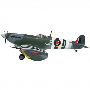 Top RC Model Spitfire Mk.IX Warbird GP/EP ARF 81""