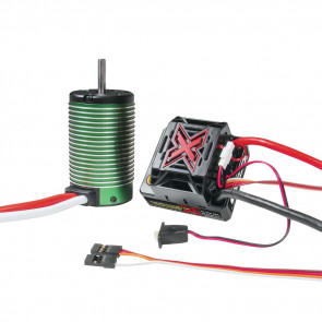 Castle Creations 1/8 Mamba Monster X WP ESC/2650kV