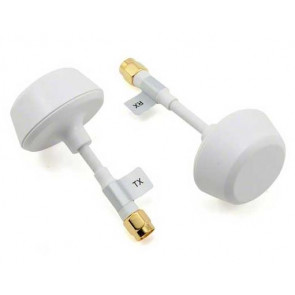 DJI 5.8 GHZ VIDEO DOWNLINK CLOVER LEAF ANTENNA SET