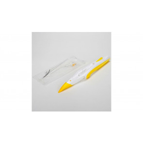 E-Flite Fuselage Set with Accessories: UMX Habu BNF Basic