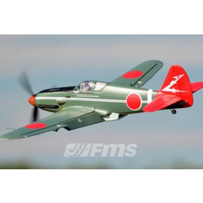FMS 995MM KI-61 PNP HIGH SPEED