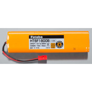 Futaba 1800mAh NiMH Transmitter Battery 12FG
