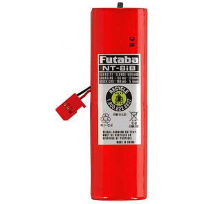 Futaba NT8IB NiCd 8-Cell 9.6V 600mAh Transmitter J Battery