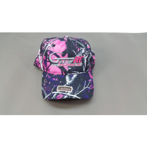 Graves RC Hobbies Hat Muddy Girl Pink Camo