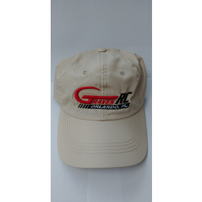 Graves RC Hat 2017 -Beige Mesh Hat