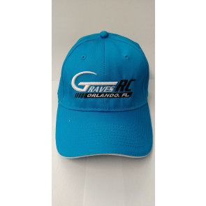 Graves RC Hat 2017 - Light Blue