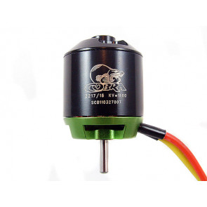 Cobra C-2217/16 Brushless Motor, 1180Kv