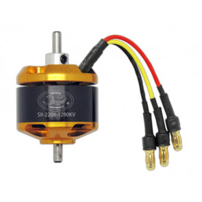 Scorpion SII-2208-1280 BRUSHLESS OUTRUNNER MOTOR