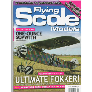Flying Scale Models Magazine, November 2016