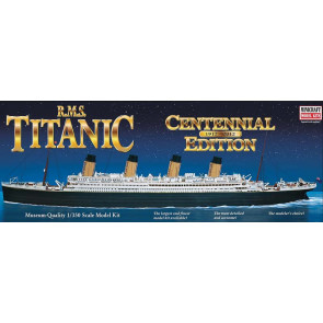 Minicraft 1/350 RMS Titanic Centennial Edition Model Kit