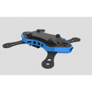 Oas Hobby 230 Wasp Quadcopter Frame, Blue