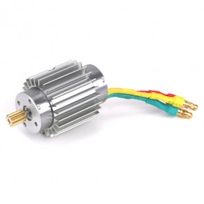 ParkZone Brushless Motor with Pinion: Typhoon 2