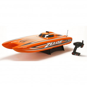 Pro Boat Zelos 48-inch Brushless Catamaran RTR