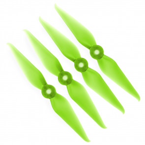 RaceKraft 5038 Prop Set 2 Blade – Clear Green