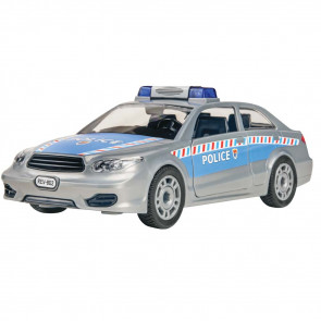 Revell Police Car Junior 1/20 Scale Plastic Model