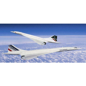 Revell Germany 1/144 Concorde British Air Model Kit