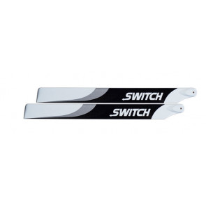 Switch Blades 553mm Premium Carbon Fiber Blades