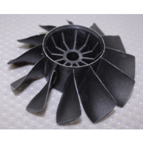 Shulman Aviation Fury Fan Rotor, 80mm, 12 Blade