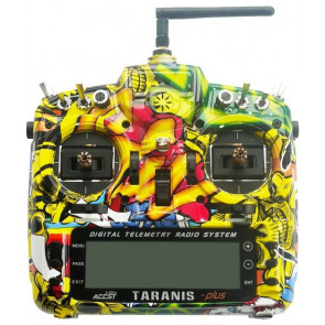 FrSky Taranis X9D Plus Transmitter SPECIAL EDITION w/ M9 Gimbals - Rock Monster