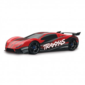 Traxxas 1/7 XO-1 Supercar TSM/TQi Brushless 4WD Red