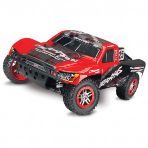 Traxxas 1/10 Slash BL 4X4 RTR w/Audio & TSM