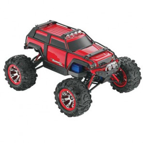 Traxxas 1/16 Summit VXL TSM Brushless 4WD RTR Red