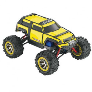 Traxxas 1/16 Summit VXL TSM Brushless 4WD RTR Yellow