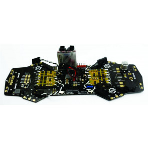 Sitela ZMR250 Power Distribution Board with ESC and Voltage Tester