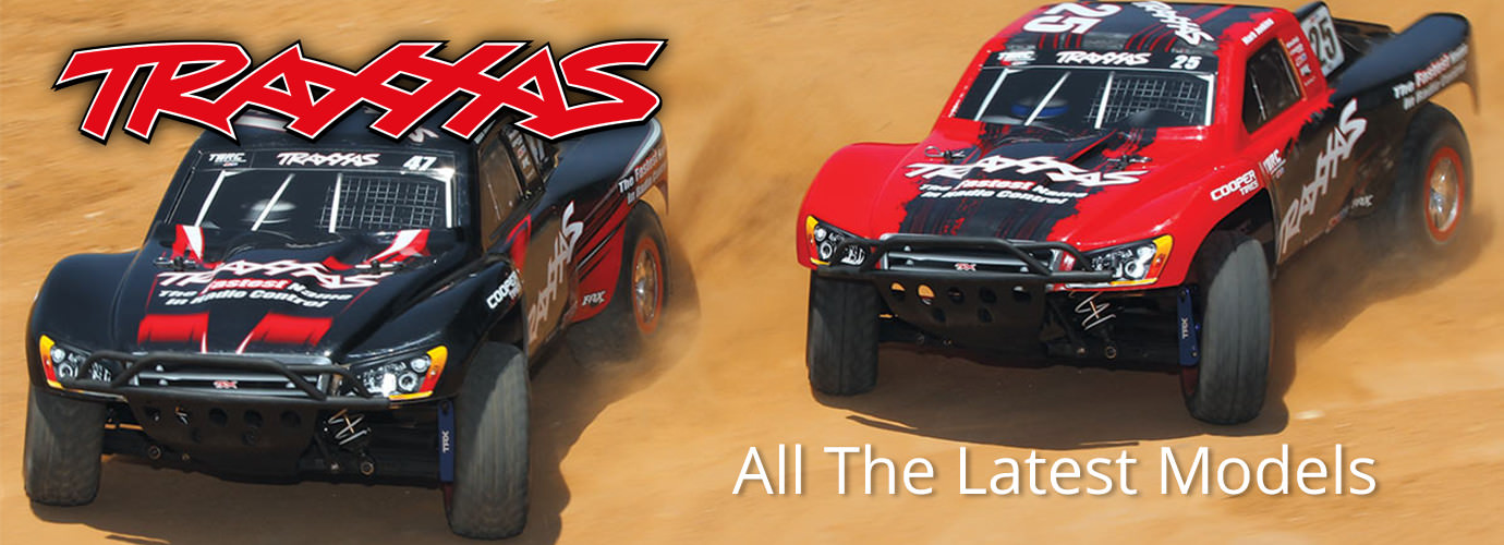 Traxxas Latest Models