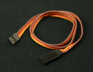 """KT-2002A-6 Extension Wire, JR, 22AWG, 18"""""""