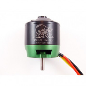 Cobra C-4120/18 Brushless Motor, 540KV