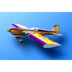 AIRBORNE MODELS Fun World 3D 120 ARF, Purple