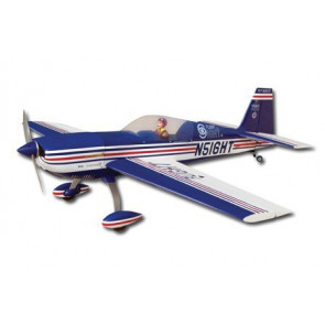 AIRBORNE MODELS EXTRA 330L - 60 SIZE BLUE