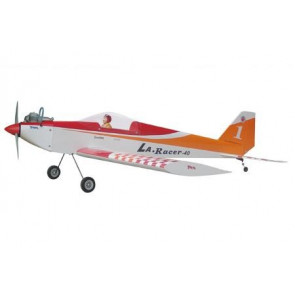 AIRBORNE MODELS LA RACER 40 ORANGE