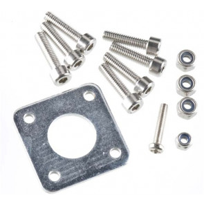 AquaCraft Rudder Mount Bolts and Nuts Rio 51