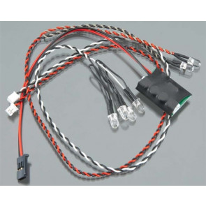 Axial LED Light Set w/Controller and Lights