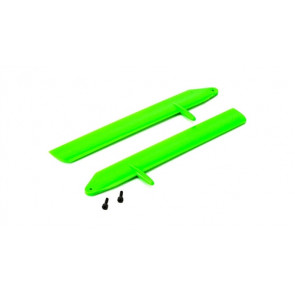 BLADE Fast Flight Main Rotor Blade Set, Green: 130 X