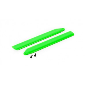 BLADE Hi-Performance Main Rotor Blade Set, Green: 130 X