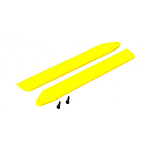 BLADE Hi-Performance Main Rotor Blade Set, Yellow: 130 X
