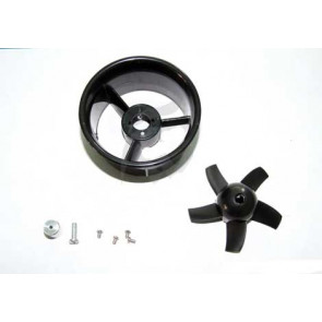 BP HOBBIES Freewing 64mm Ducted Fan Unit, Fan Only