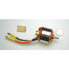 BP HOBBIES A2814-6 Brushless Outrunner Motor