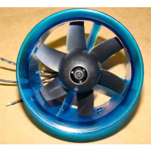 BP HOBBIES ELE ADF64-300XL 5250 KV Ducted Fan Power System