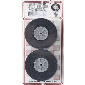 "Dave Brown Lite Flite Wheels 2-1/2"" (2)"