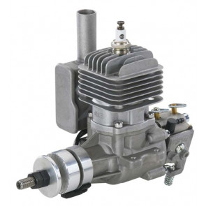 DLE Engines 20cc Gas Engine w/EI Mount & Muffler
