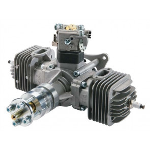 DLE Engines DLE-60cc Twin Gasoline Engine