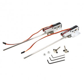 E-flite 25 - 46 100 Degree Rotating Electric Retracts