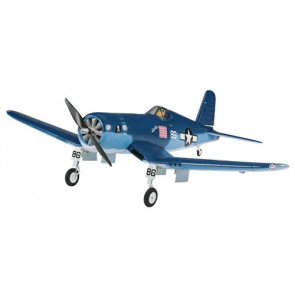 Flyzone F4U Corsair Select Scale 2.4GHz EP RTF 48.5""