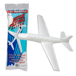 GLIDER High Flying Foam Glider 22""