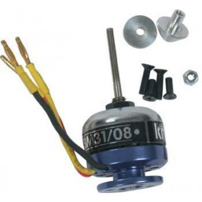 KBM 31/08 BRUSHLESS MOTOR 1260 Kv