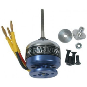 KMB 31/09 BRUSHLESS MOTOR 1100Kv